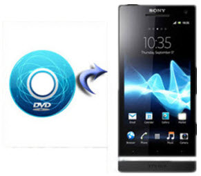 rip dvd movies to sony xperia s