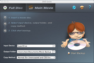 dvdsmith movie backup for mac