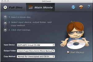 dvdsmith interface
