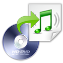 extract audio from DVD&videos