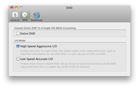 rip dvd with avc ultimate for mac