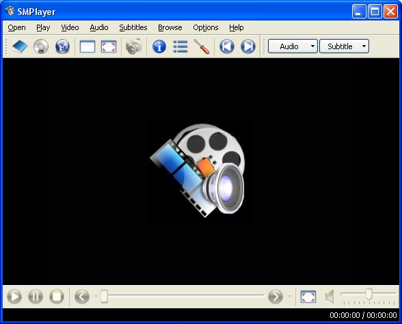 SMPlayer can play DVD folder on hard drive which was copied from DVD by DVDSmith Moive Backup.